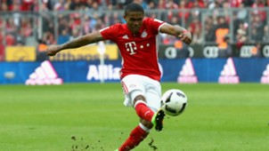Douglas Costa de Souza Bayern Munchen Eintracht Frankfurt Bundesliga 03112017