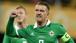 Steve Davis Northern Ireland 2018-19