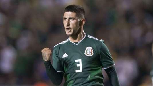 Victor Guzman Mexico Costa Rica friendly 11102018