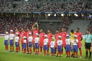 Singapore end AFF U18 tournament with mauling from Australia