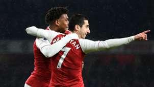Henrikh Mkhitaryan Arsenal