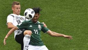 Joshua Kimmich Deutschland Germany Mexico WC 2018