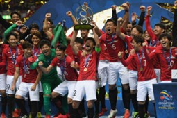 Urawa Red Diamonds win AFC Champions League 2017 title