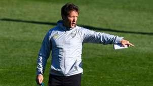 Guillermo Barros Schelotto Boca Juniors Entrenamiento Madrid 06122018