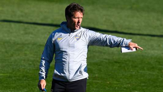 Guillermo Barros Schelotto Boca Juniors Entrenamiento Madrid 06122018