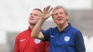 Wayne Rooney; Roy Hodgson