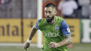 Clint Dempsey MLS Seattle Sounders 03112017