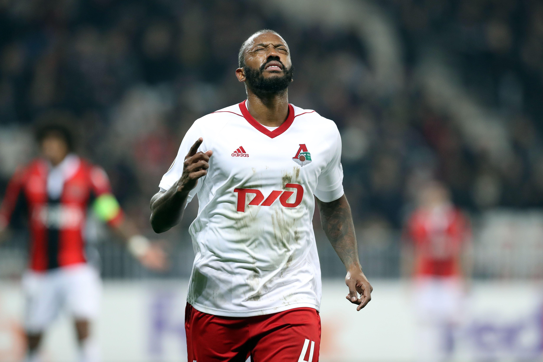 Manuel Fernandes Nice Lokomotiv Moscow 02/15/18