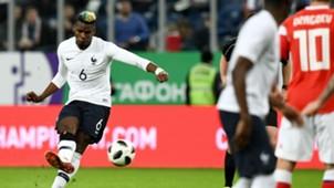 Paul Pogba France Russia