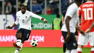 Paul Pogba France Russia