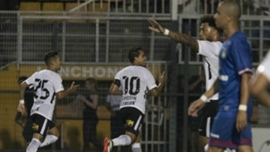 Jadson, Clayson e Kazim - Corinthians x São Caetano - 21/01/2018