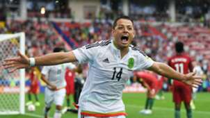 Chicharito Mexico Portugal