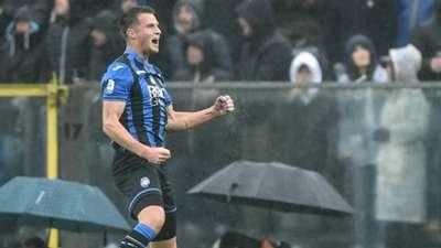 Hateboer Atalanta Inter