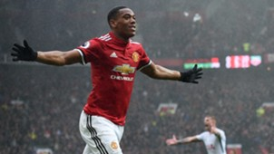 Anthony Martial Manchester United Tottenham