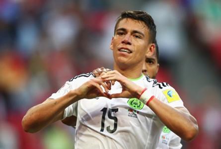 Hector Moreno, Mexico, Confederations Cup