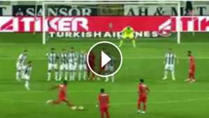 Junior Fernandes Gol Alanyaspor Konyaspor 060517