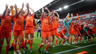 Netherlands women 2019