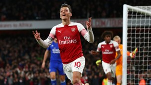 Mesut Özil FC Arsenal 22102018