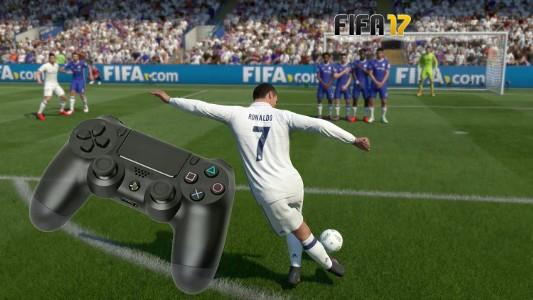 GFX FIFA 17 SKILL