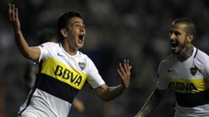 Gonzalo Maroni Dario Benedetto Boca Juniors Arsenal Primera Division Argentina 30042017