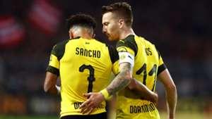 Borussia Dortmund Jadon Sancho Marco Reus