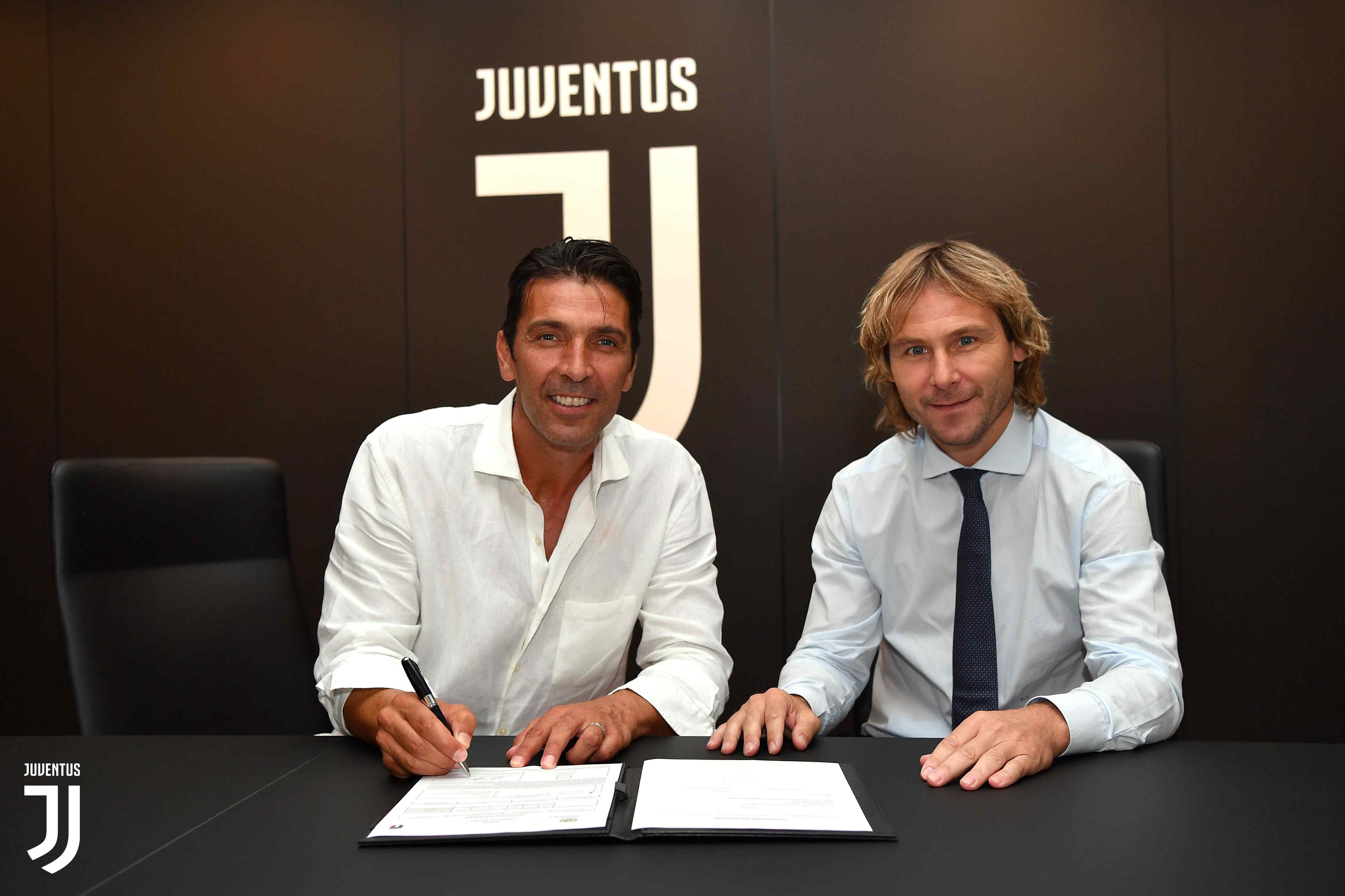 Juventus: il ritorno di Gigi Buffon, ultimo anno da giocatore poi dirigente