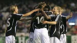 Rosenborg UCL 2007