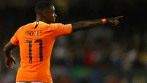 Quincy Promes Netherlands 06062019