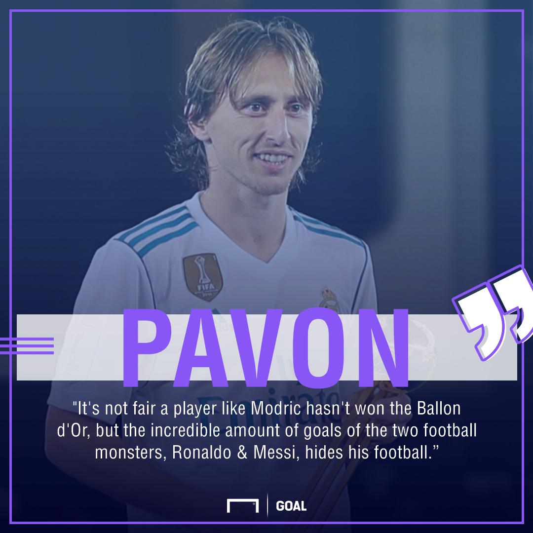 Pavon Modric
