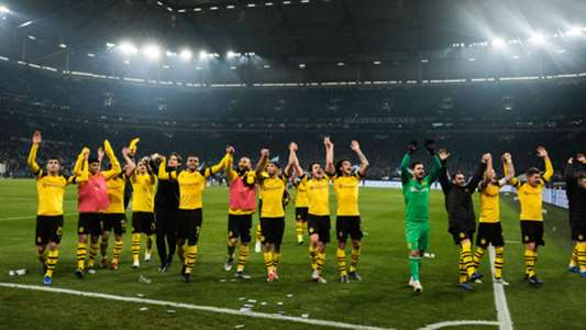 Borussia Dortmund Schalke Bundesliga 081218