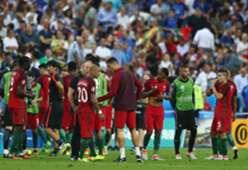 Cristiano Ronaldo motivated his Portugese teammate