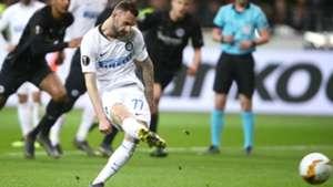 Brozovic Eintracht Inter Europa League
