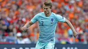Matthijs de Ligt Netherlands 06092019