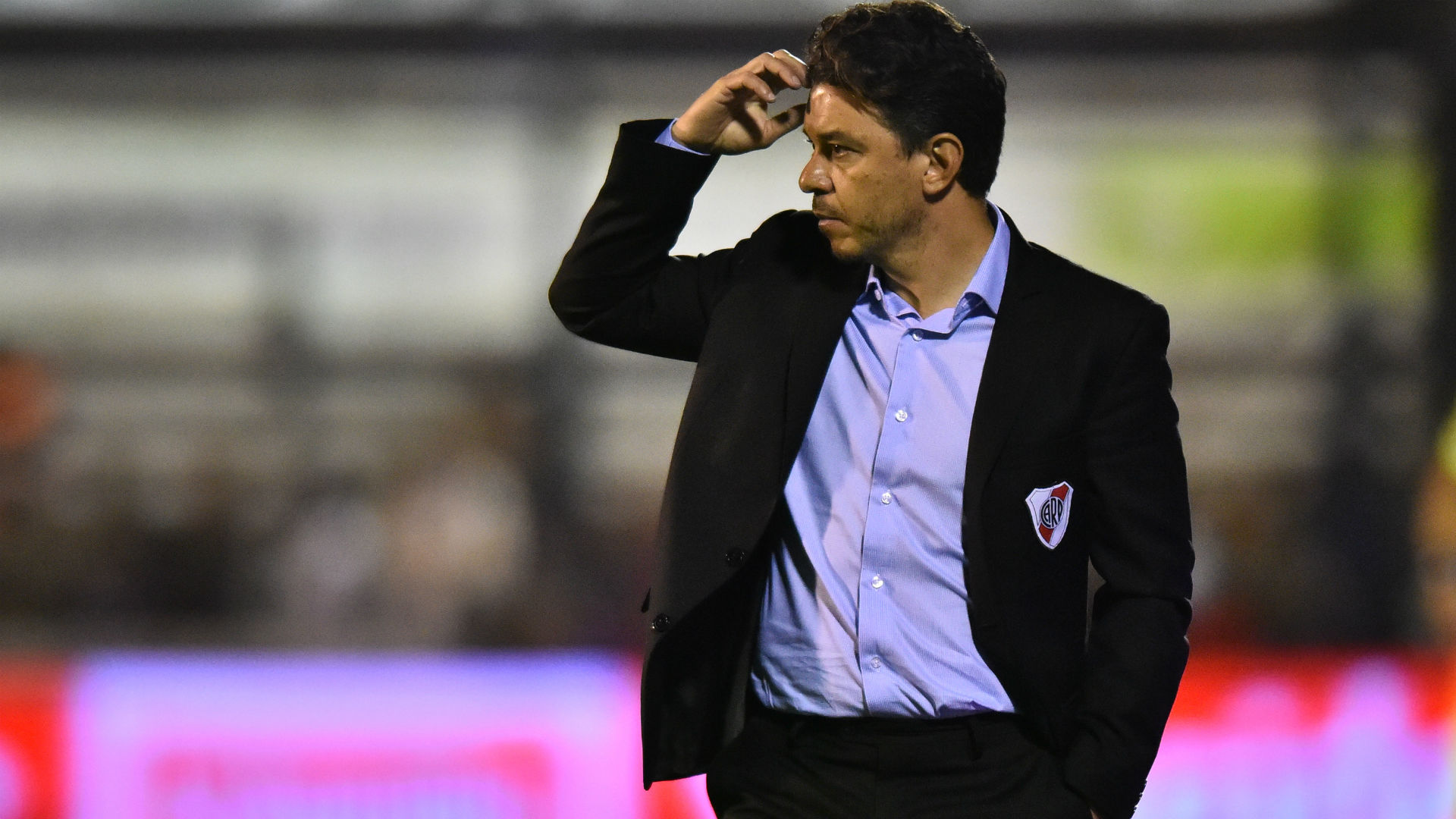 Marcelo Gallardo Gimnasia River Superliga 28092019