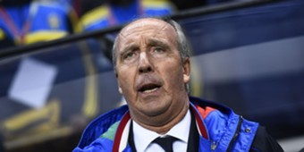 Giampiero Ventura Sweden Italy WC Qualification