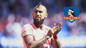 130419 Arturo Vidal Huesca Barcelona - Colo Colo