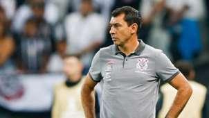Fabio Carille Corinthians Independiente Libertadores 02052018