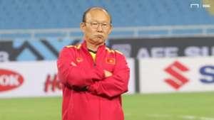 Park Hang-seo Vietnam AFF Cup 2018