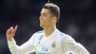 Cristiano Ronaldo Real Madrid 2017-18