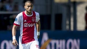 Hakim Ziyech, Ajax, Eredivisie 08272017