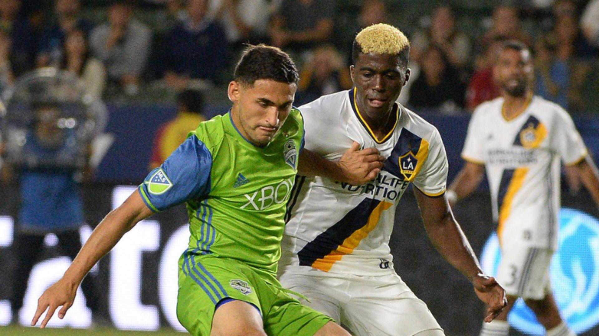 Cristian Roldan Gyasi Zardes MLS 07292017