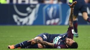 Dani Alves, PSG