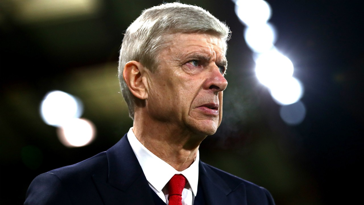 The woeful Arsenal's run of form that has Arsene Wenger on the brink