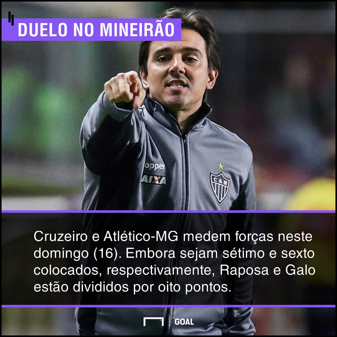 GFX bet365 Cruzeiro x Atlético-MG