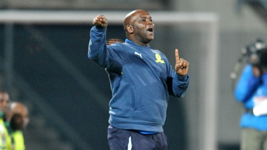 Mamelodi Sundowns coach Pitso Mosimane once again hails his side's experience