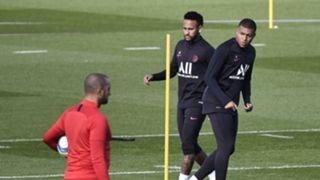 Mbappe/Neymar PSG 2019