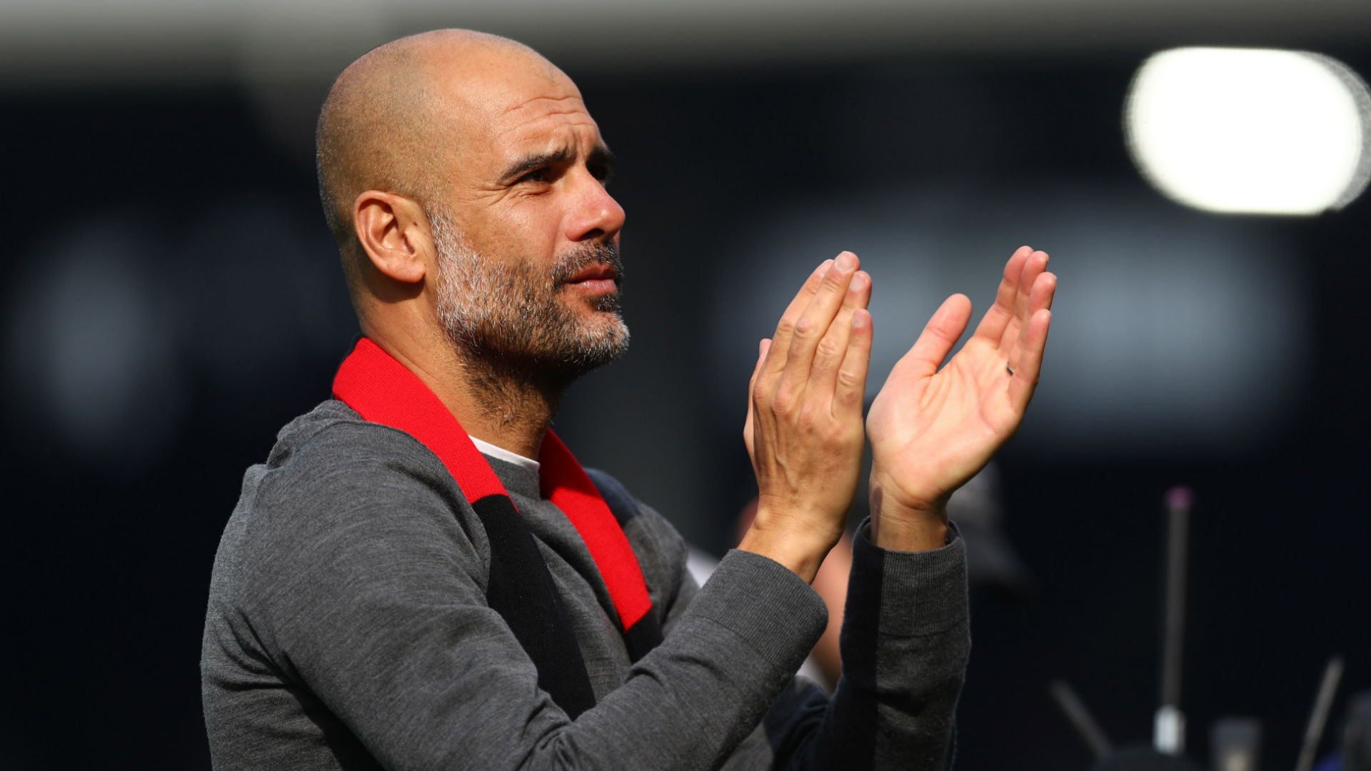 Pep Guardiola Manchester City Fulham 300319