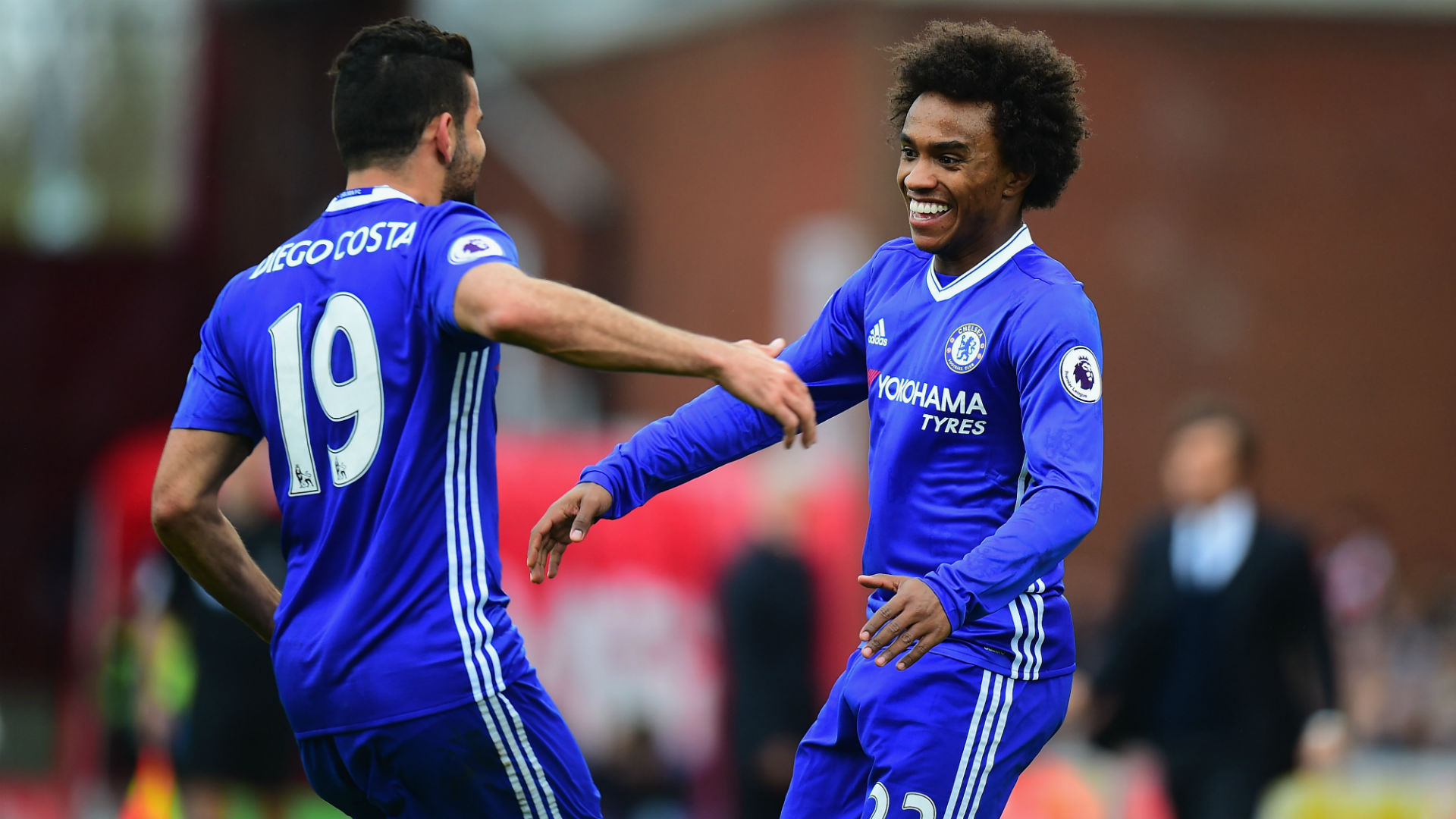 Want-away Chelsea striker Costa admits to contact with Mourinho