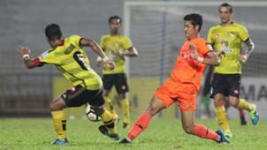 Jafri Firdaus Chew, PKNS FC
