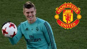 Toni Kroos to Manchester United?